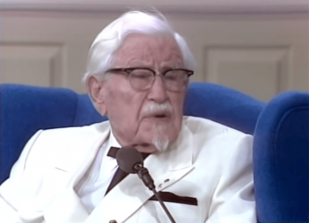 The Real Story Behind KFC's Colonel Sanders